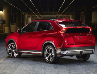 Mitsubishi Eclipse Cross… A Fired Up Economy Crossover