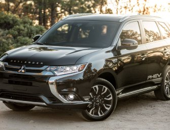 New 2019 Mitsubishi Outlander Plug-in Hybrid  Brings Electrification to the Masses
