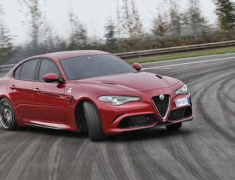 Alfa Romeo Giulia… Fire and Style in the Modern Sport Sedan
