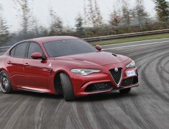 Alfa Romeo Giulia… Fire and Style in the Modern Sport Sedan