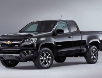 Chevrolet Colorado Z71 Does Work, Play, Convenience in High Style