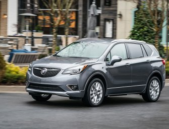 The New Buick Envision Fills Out Crossover Growth Segment Lineup