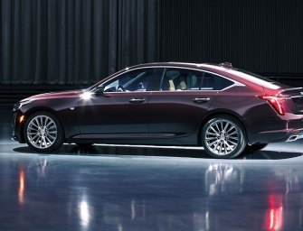 Cadillac Offers 2020 CT5 To Revive Luxury Sedan Greatness