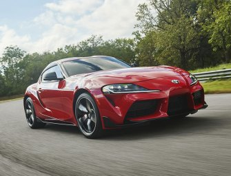 Toyota Supra-Mania Strikes With Soaring Prices