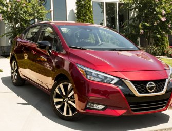 Nissan Versa Is Small Bright Spot Amid Nissan's Corporate Woes