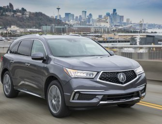 Highly Rated Acura MDX Adds Hybrid: The 2020 Acura MDX Sport Hybrid