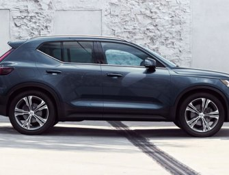 Volvo XC40 T5 AWD Leader of the Pack