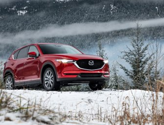 New Mazda CX-5 Signature AWD Compact SUV Quiet and Confident