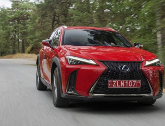 2020 Lexus UX 250h F Sport Performance Meshes Well With Hybrid Efficiency