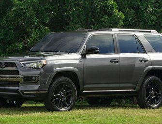 Toyota 4Runner Is No Compromise Mash-Up Family Hauler/Off-Roader
