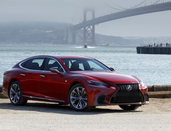 Lexus LS 500 Surpasses Its Euro Competitors In Many Ways