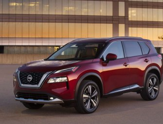 New Nissan Rogue Signals First Shot In Comeback Campaign