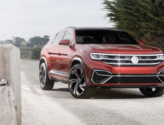 2021 VW Atlas Cross Sport V6 SUV Climbs To New Heights