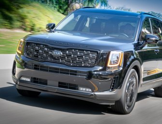 New Kia Telluride Less Fashionista, More Bravado