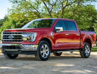 Ford F-150, Super Duty Variants Find New Ways To Stay #1