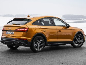 Audi SQ5 Sportback… Always The Competitor!