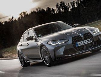 2021 BMW M3 Competition Exudes Raw Passion