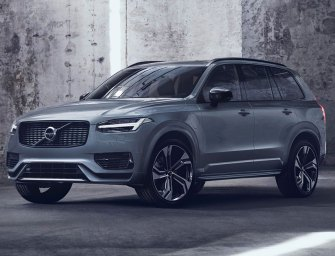 Volvo Wagons Rise Again… In High Style with Volvo V90 Cross Country