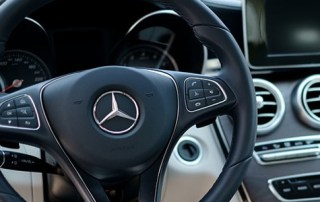 how to clean sticky steering wheel buttons