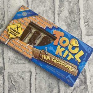 Chocolate Tool Kit Mini Gift Box