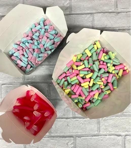 Individual Sweet Boxes