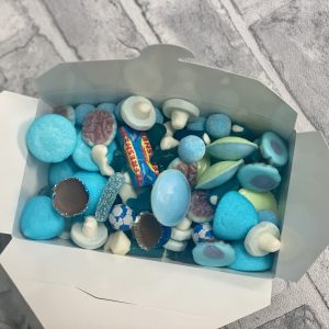 Blue Mix Pick & Mix Box
