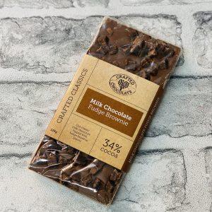 Craft Chocolate – Milk Fudge Brownie