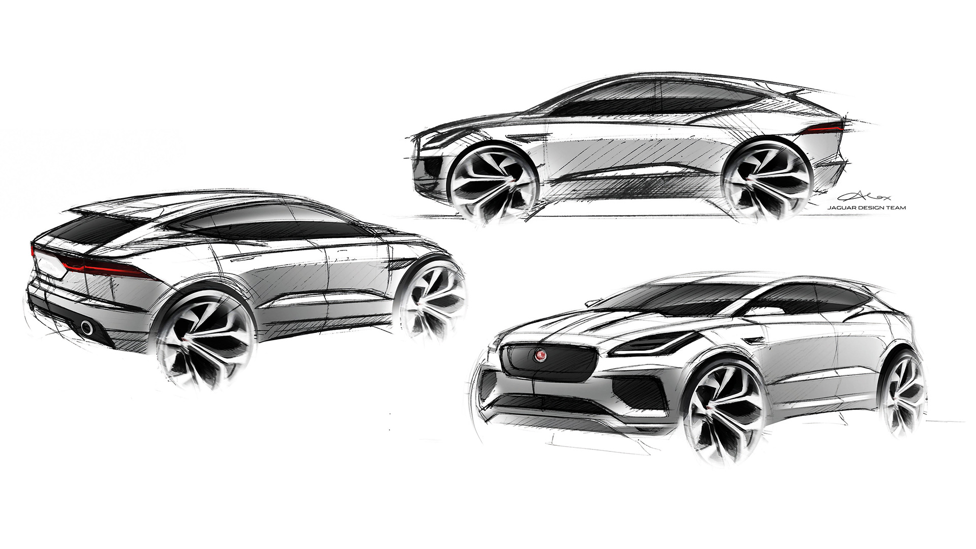 Design Do Jaguar E Pace