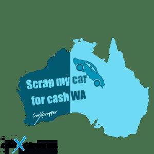 scrap my car for cash WA