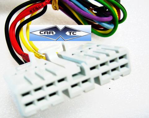 22451fits acura nsx 1995 factory car radio oem plug reins