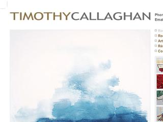 Tim Callaghan, Artist