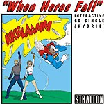 When Heros Fall CD interactive