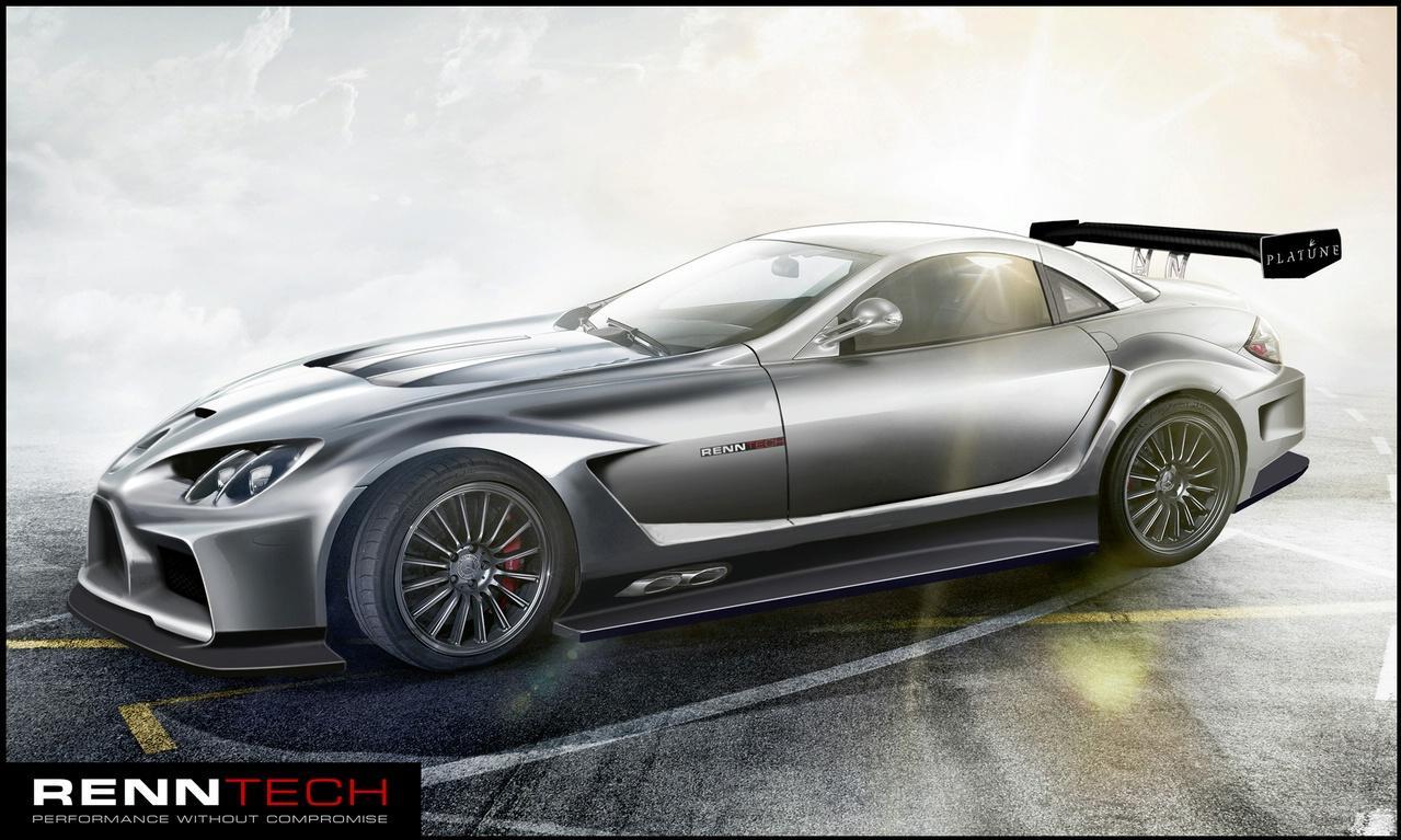 Renntech 777 – Tuning for Mercedes SLR McLaren – Car News
