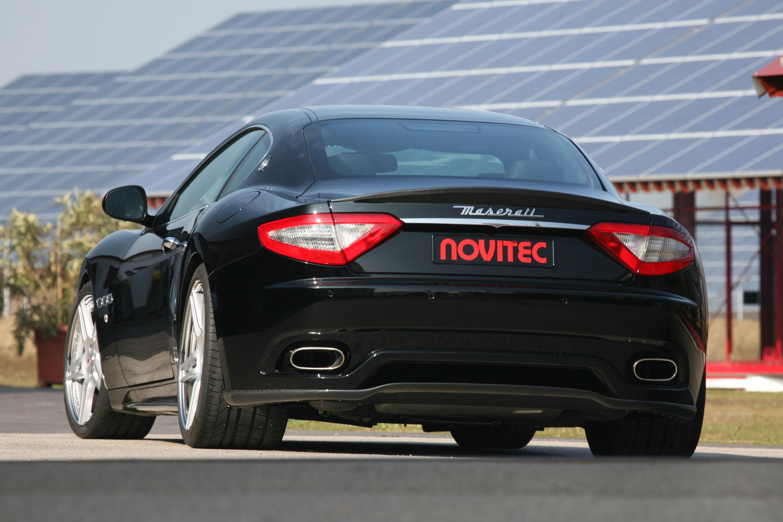 Maserati GranTurismo S By Novitec Tridente