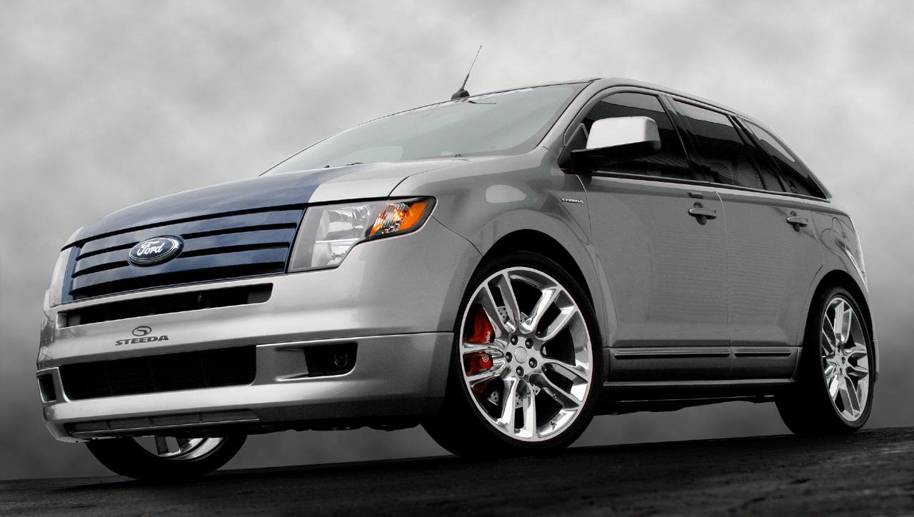 Ford Edge By Steeda Car News