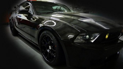 MUSTANG RTR-C Carbon Monster