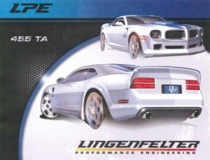 Pontiac Trans Am from Lingenfelter