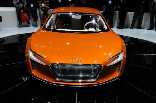 Audi e-Tron at LA 2009