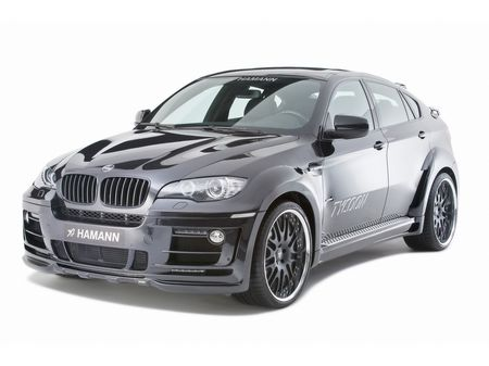 2009 BMW X6 Tycoon by Hamann