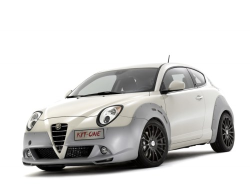Alfa Romeo MiTo GTA by Magneti Marelli
