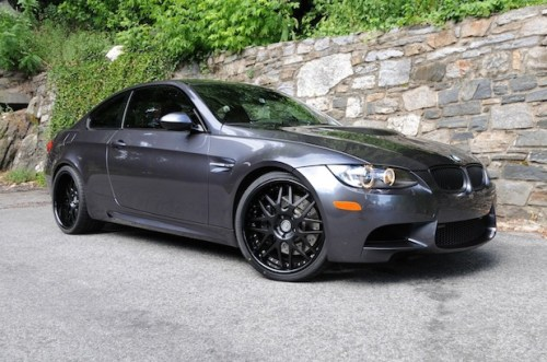 BMW E92 M3 by Eisenmann and HRE