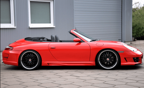 Porsche 911 996 Styling-Kit by Prior Design