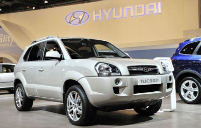 Hyundai 2-Wheel Drive