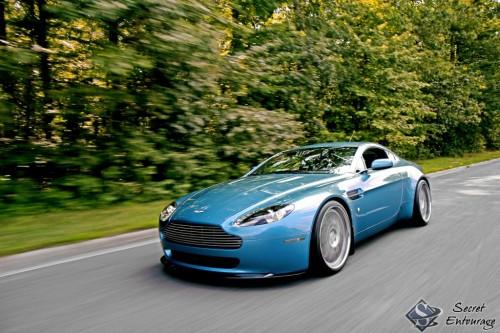 Aston Martin Vantage by Secret Entourage