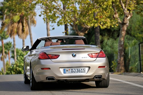 BMW 6 Series Coupe