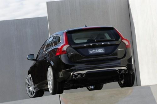 Volvo V60 tuning by Heico Sportiv
