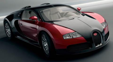 Bugatti Veyron $1,700,000