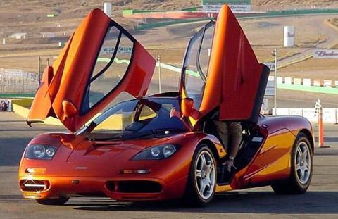 McLaren F1 $970,000