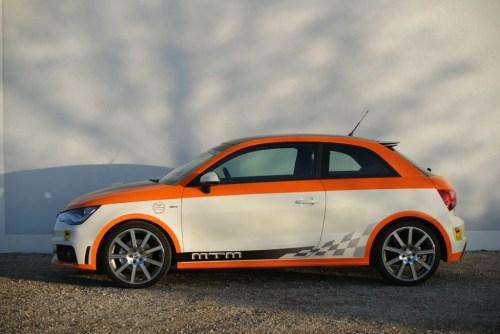Audi A1 tuning by MTM