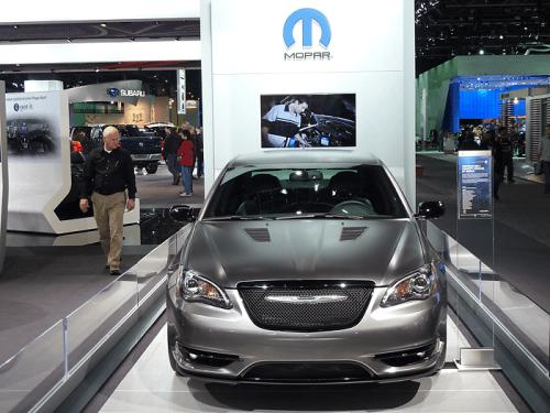 2011 Detroit Auto Show